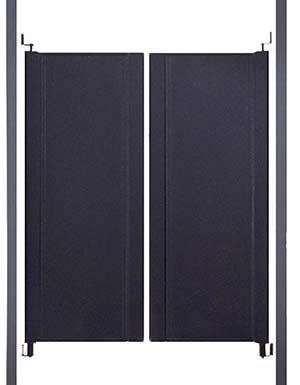Swinging Cafe Doors, Benefits and Features