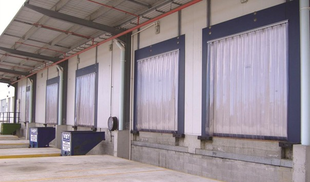 Strip Curtains, Strip Doors