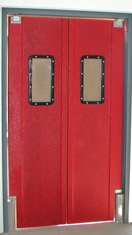 Kitchen Door Options, Swing Doors